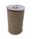Linen rope diameter 6mm length 25 meters