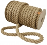 Jute rope Ø24mm, 25 meters