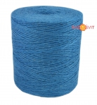Jute twine light blue, 760 meters